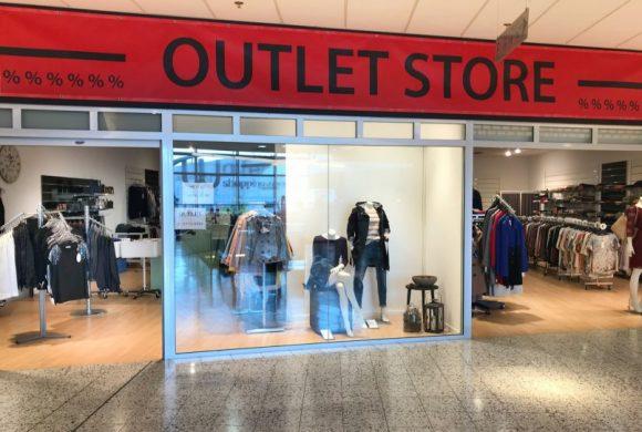 Les soldes, aussi à l'Outlet Store !