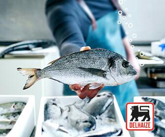 Mangez plus de poisson avec Delhaize